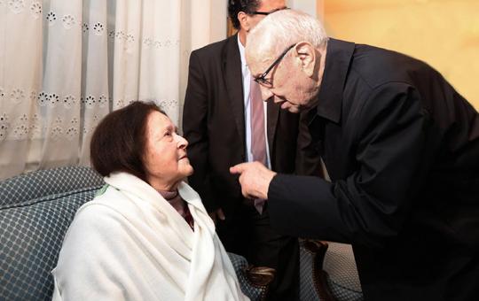 رئيس الجمهورية يشرف على إحياء الذكرى 64 لاغتيال الزعيم فرحات حشاد