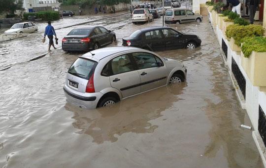 أمطار في تونس