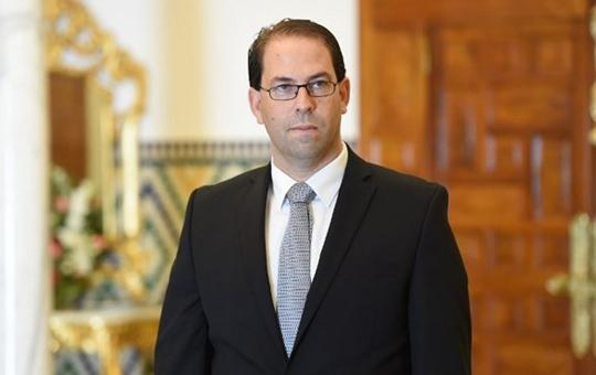 يوسف الشاهد رئيس حكومة الوحدة الوطنية