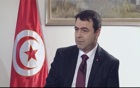 وزير الداخلية التونسي