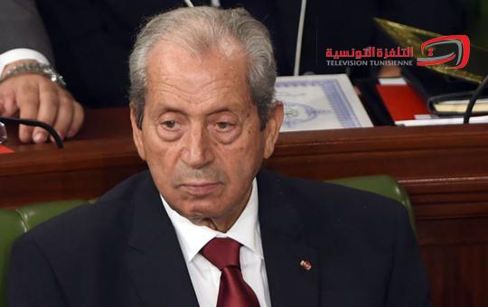 رئيس مجلس نواب الشعب يؤدّي صلاة العيد بجامع مالك ابن انس بقرطاج