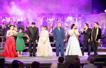 حفل افتتاح مهرجان قرطاج الدولي